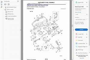 Workshop Manual Service  U0026 Repair Guide For Nissan Leaf