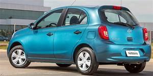 Nacional E Com Visual Renovado  Nissan New March 2015