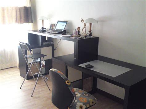 Sitting + Standing Desk Combo