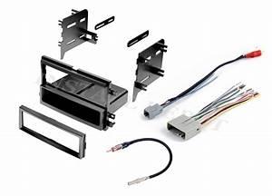 Car Stereo Radio Dash Installation Kit Mounting Trim Bezel