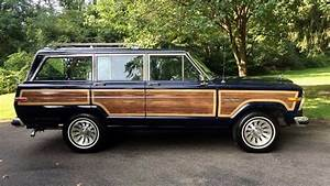 1987 Jeep Wagoneer  The Finest Classic Luxury Suv For  43k