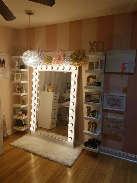 25 best ideas about lighted mirror on diy