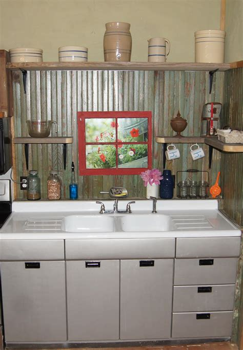 Small Rustic Kitchen Makeover  Repurposedlife