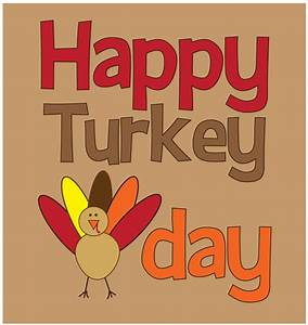 Free turkey clipart and printables for crafts, teachers ...