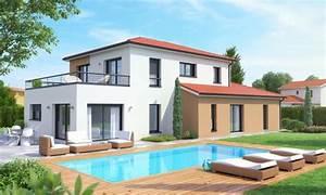 Toiture Terrasse Accessible : villa elena tage contemporaine avec toiture terrasse ~ Dode.kayakingforconservation.com Idées de Décoration