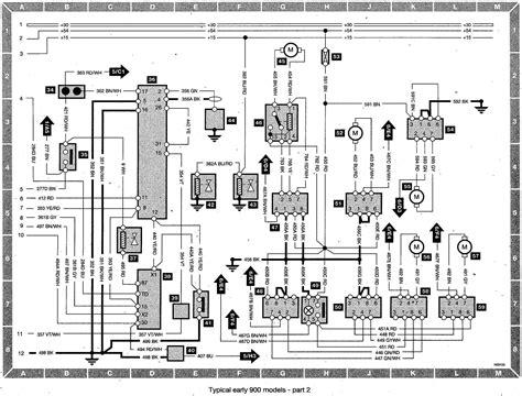 Index Of /saab/saab 900 Wiring Diagram (early Models
