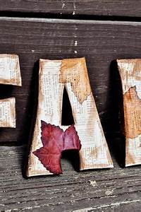 1000 images about wooden letters words on pinterest With wooden letters dollar tree