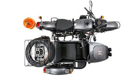 Ural Engine Diagram by Ural Builds A Drone Station Into A Motorcycle Sidecar In