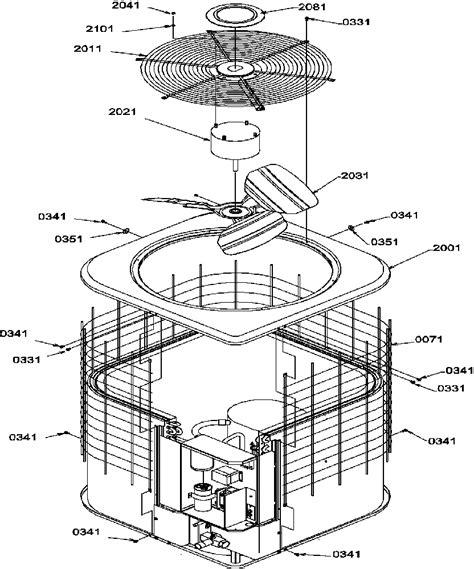marvellous outside ac unit condenser wiring diagram images