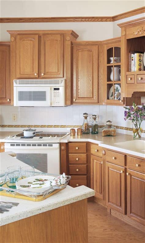 images  kitchen ideas  pinterest oak cabinets modern cabinets  oak kitchens