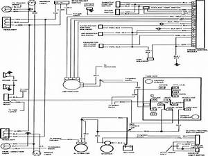 For A 84 Chevy Silverado Wiring Diagram