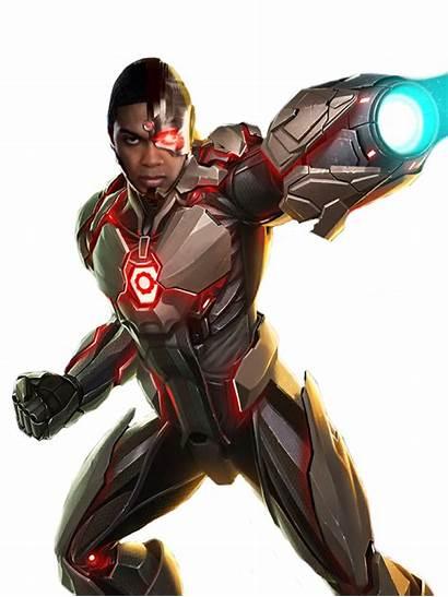 Cyborg Transparent Deviantart Asthonx1 Dceu Justice League