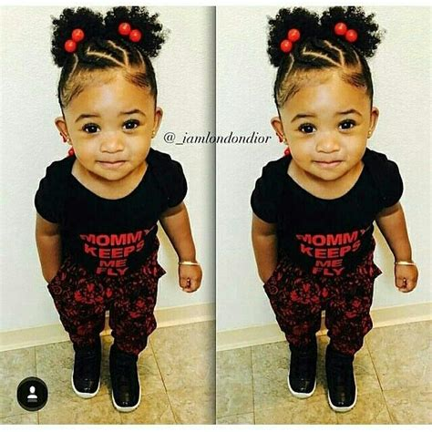 25 best ideas about black baby hairstyles on pinterest