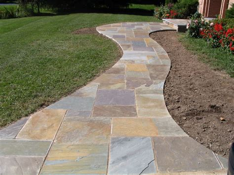 flagstone sidewalk download how to install walkway flagstone free cubebackuper