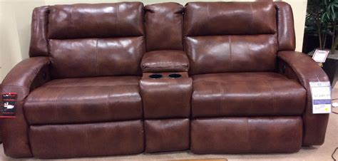 motion loveseat with console southern motion maverick reclining power loveseat and