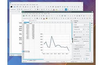 LibreOffice screenshot #5