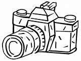 Camera Coloring Pages Printable Drawing Cool Popular Clipartmag Getcolorings Coloringhome sketch template