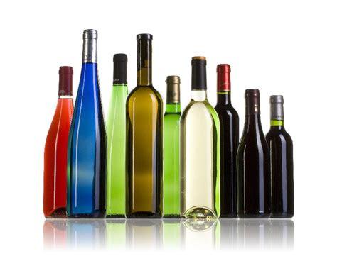 botellas de vidrio para vino