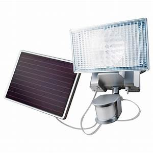 Solar powered security flood lights bocawebcam