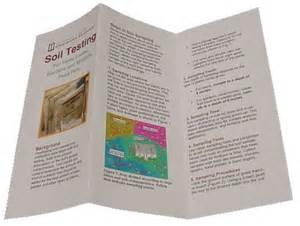 Soil Testing Brochure