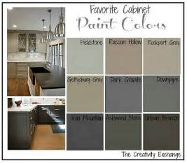 painting kitchen cabinets color ideas cabinet paint colors on