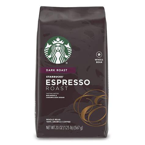 2 packs of 40 oz starbucks french roast whole bean coffee = 2 x 40 oz = 80 oz. Best Starbucks Coffee Beans 2020 - Top Picks, Reviews & Guide