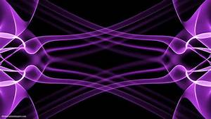 Abstract purple wallpaper with black background | HD ...
