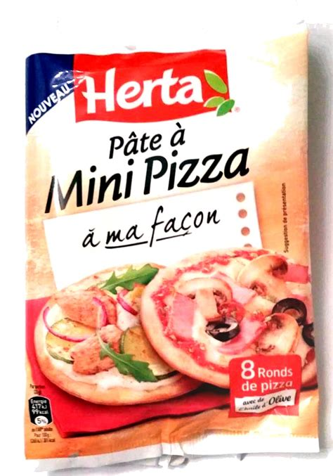 p 226 te 224 mini pizza herta 265 g