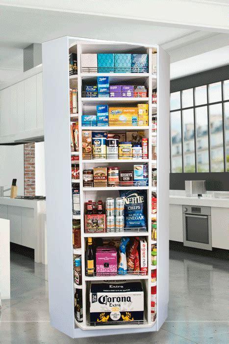 kitchen closet organizers closet works 360 organizer rotating pantry 3360