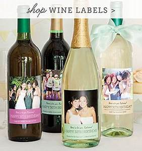 waterproof labels custom waterproof stickers evermine With custom wine labels with photo