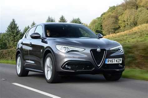 New Alfa Romeo Stelvio 2017 Review  Auto Express