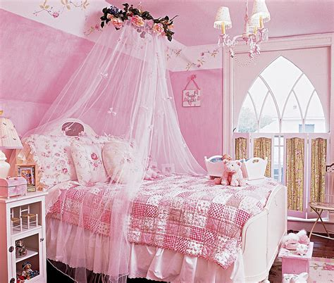 Kinderzimmer Mädchen Prinzessin by балдахин над кроватью 50 примеров штор и занавесок над