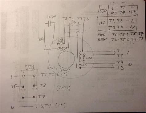 Original Motor For Heavy Wiring Diagram