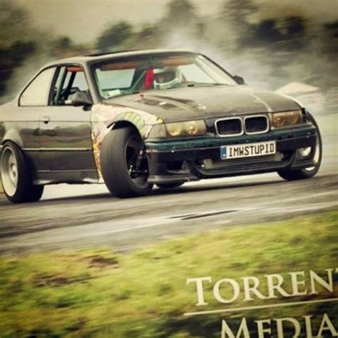 bmw  drift car fundly