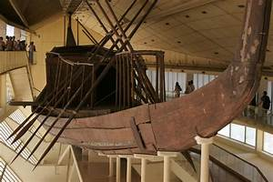 Khufu Solar Boat