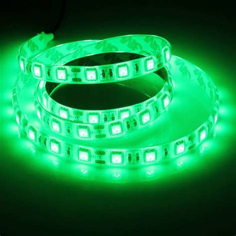 red led light strip buy 1m 5050 smd 60led flexible led strip light red green