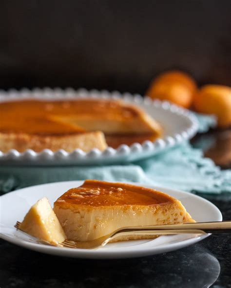 grand marnier flan goodie godmother a recipe and lifestyle