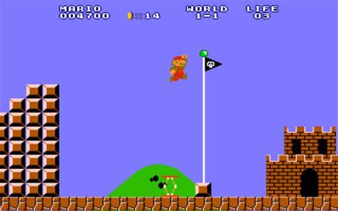 Yoyo Games Super Mario Bros 1 Remake Mario Page