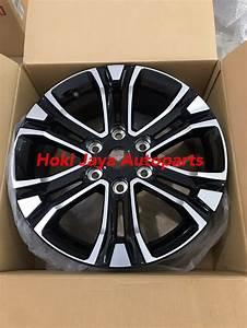 Jual Velg All New Pajero Sport Rockford Fosgate Limited