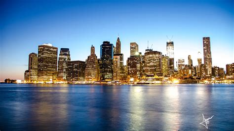 manhattan skyline wallpapers hd wallpapers id