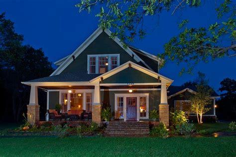 Custom Built New Craftsman Home