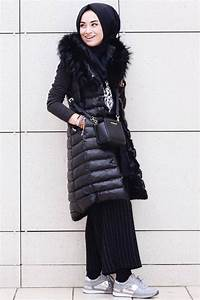 20 Winter Hijab Outfit Ideas for Every College Girl
