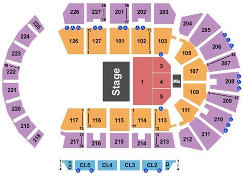 foto de Stockton Arena Seating Chart & Maps Stockton