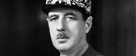 Charles De Gaulle, il 9 novembre 1970 veniva a mancare
