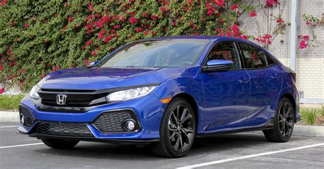 2017 Honda Civic Hatchback Sport In-depth Review