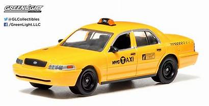 Greenlight Diecast Taxi Nyc Crown Ford Victoria