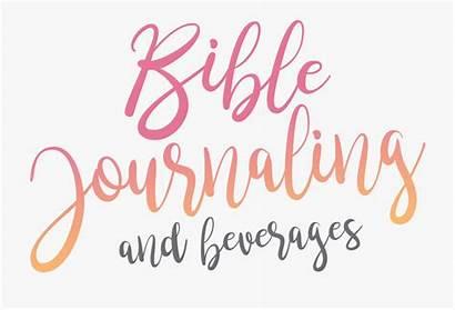 Bible Journaling Calligraphy Trinity Retreat Beverages Scripture