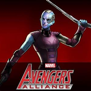 Nebula | Marvel: Avengers Alliance Wiki | FANDOM powered ...