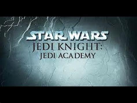 descargar  instalar star wars jedi knight jedi academy full espanol completo pc youtube