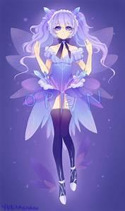 Snow Fairy Adoptable Bid [Closed] by KarameruYukika on ...
